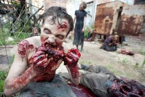 Esto es un zombie